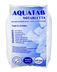 Aquatab regener�l� s�tabletta (25kg-os)